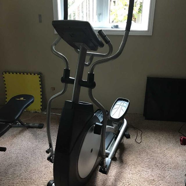 Horizon Elliptical Ce6 0