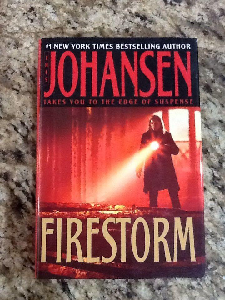 Find More Firestorm By Iris Johansen For Sale At Up To 90 Off