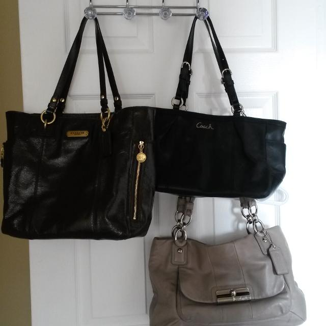 e4c8b2e628 Best Coach Handbags. One Carry All Bag, One Handbag. All Sold Separately.  for sale in Clarington, Ontario for 2019