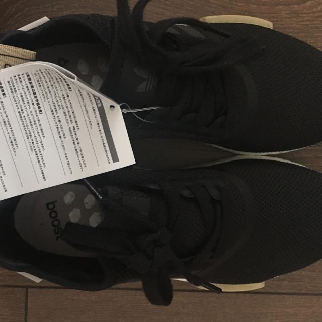 1f4e0bea3bd76 Find more Adidas Nmd R1 Women s Black Size 6 Bnib for sale at up to ...