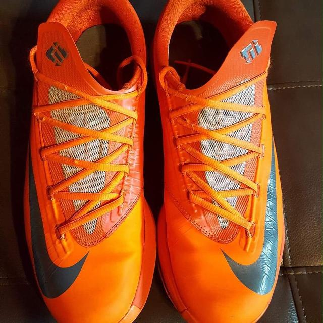 8005b0754fcf Find more Nike Kd 6 Creamsicle Size 12 for sale at up to 90% off