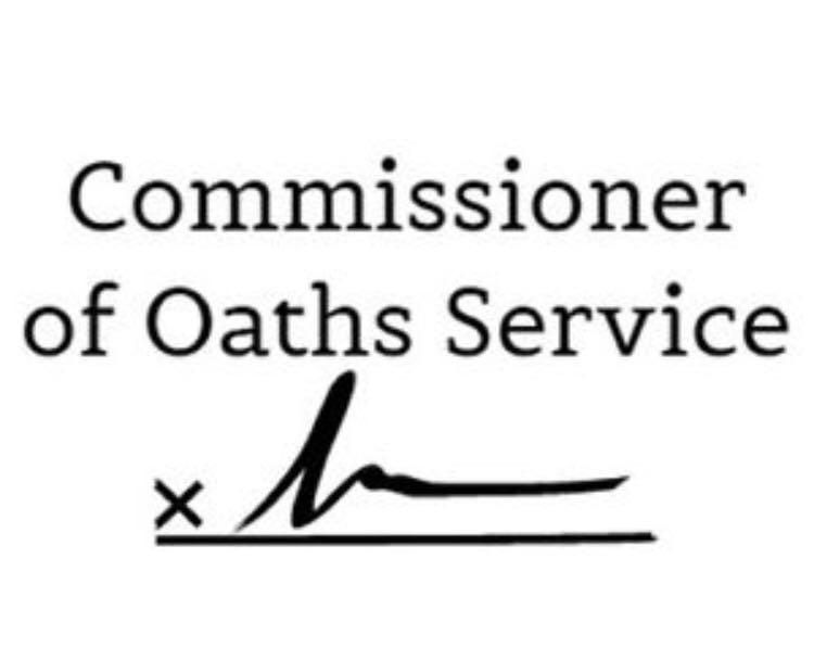 Commissioner for Oaths Services in Airdrie, Alberta for 2019