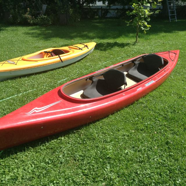 Best Dimension Escapade Tandem Kayak For Sale In Shawville Quebec