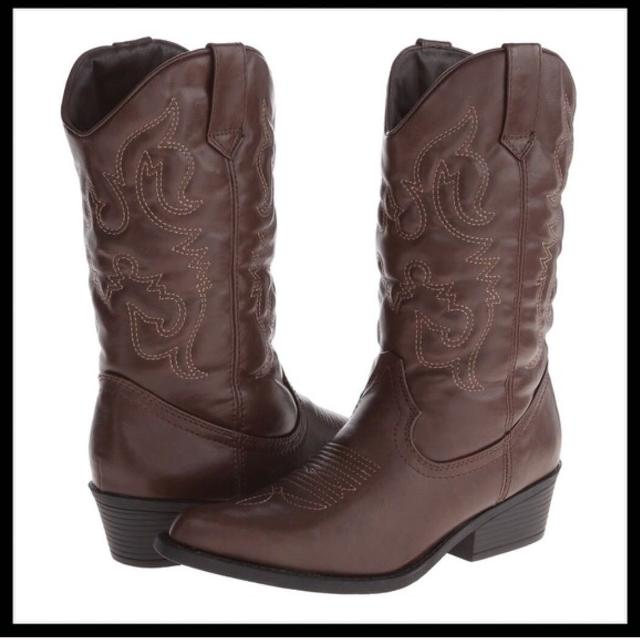 41a938c3890 Women's western boots by MADDEN GIRL size 10