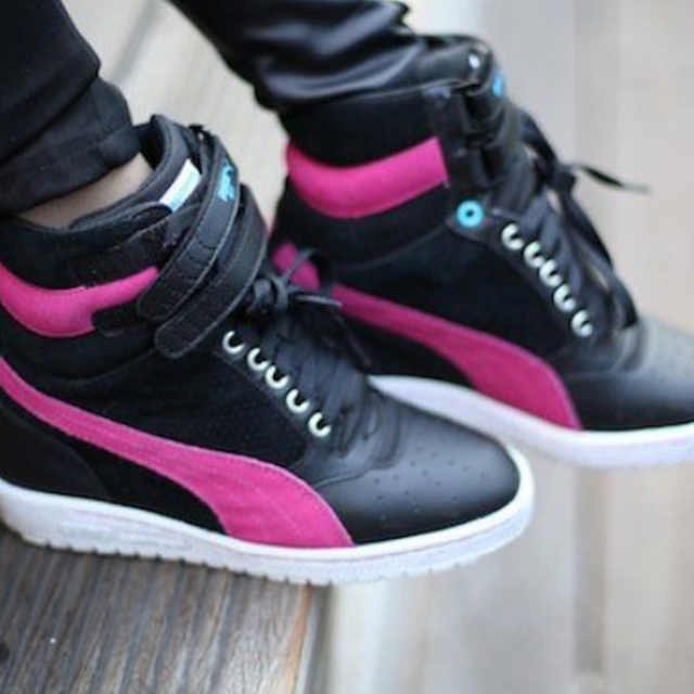 competitive price 55e1c c7e95 Best Reduced Puma Wedge Sneakers for sale in Markham, Ontario for 2019
