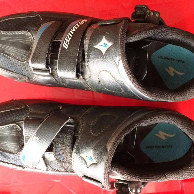 5fcaf5f20ba Best Men s Bike Cycling Us 8.5 Cleats Bike Shoes Specialized for sale in  Airdrie