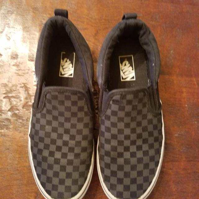 b59bb8cb6403dc Best Vans Size 4 Youth for sale in Colorado Springs