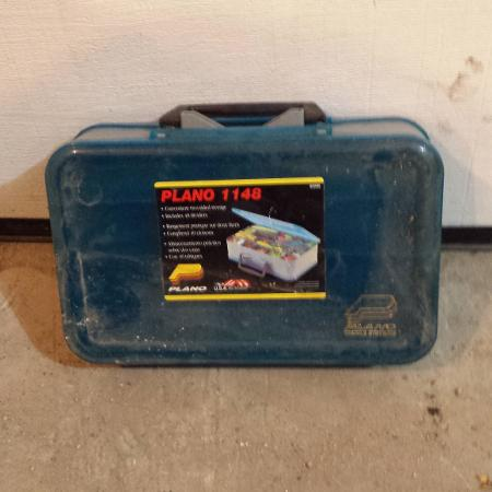 Plano 1148 tackle box, used for sale  Canada