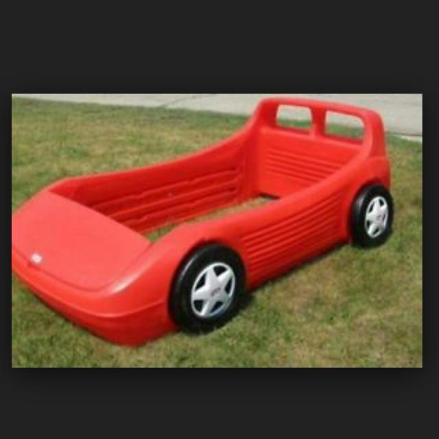 Little tikes race car bed with front storage  150 OBO. Best Little Tikes Race Car Bed With Front Storage  150 Obo for