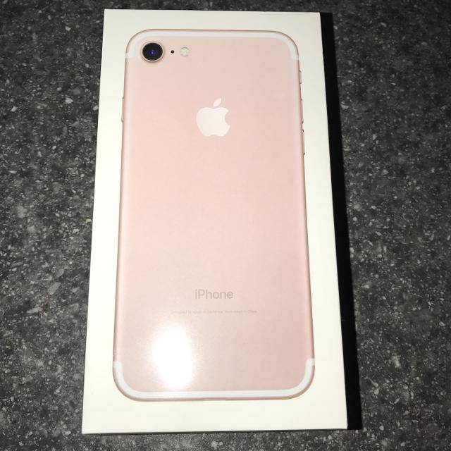 61fad623b63 Best Brand New Iphone 7 32gb Rose Gold for sale in Medicine Hat, Alberta  for 2019