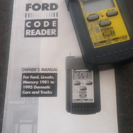 Ford code reader 1981 to 1995 OBD 1 for sale  Canada