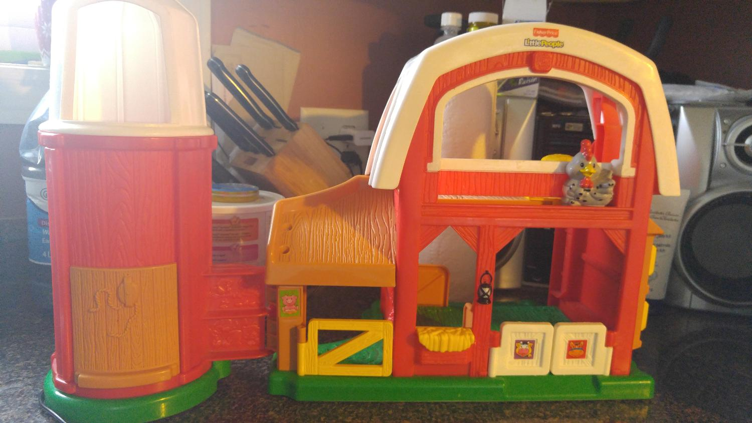 Find More Fisher Price Farm For Sale At Up To 90 Off