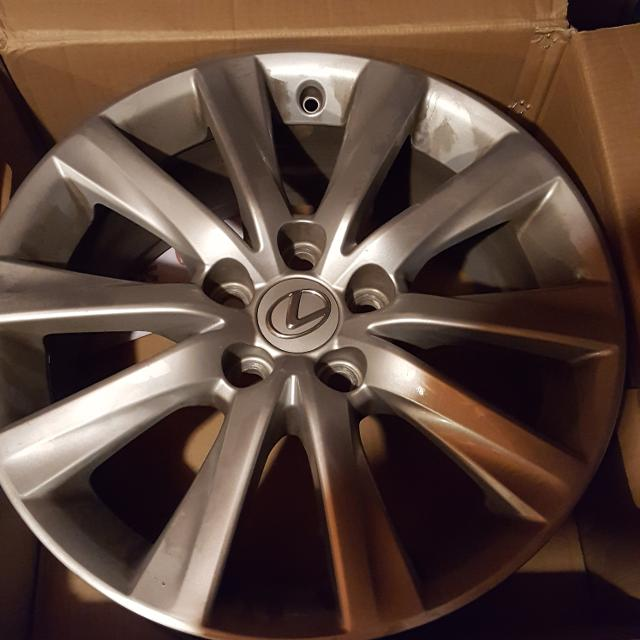 staggered wheels youtube lexus inch on watch for rims sale awd