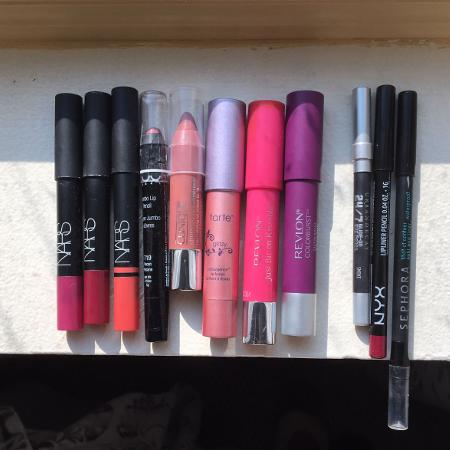 Lip Pencils & Eye Liners, used for sale  Canada