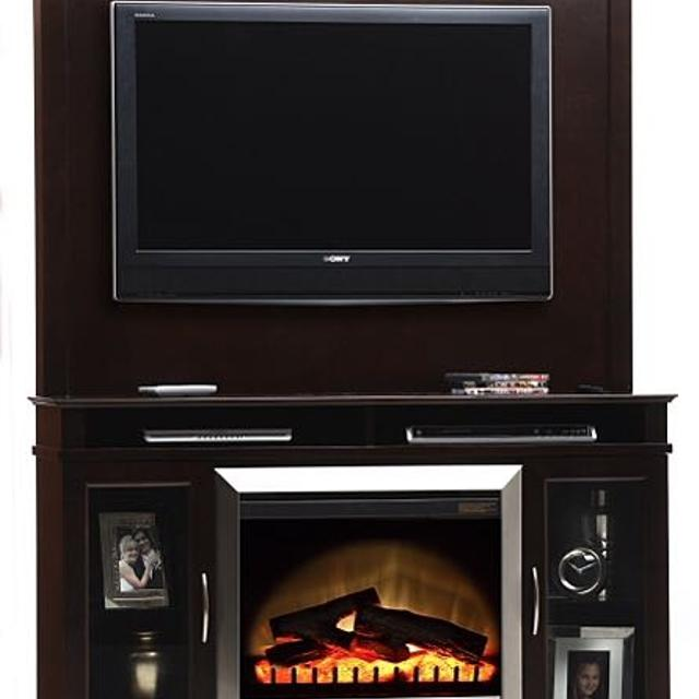Best Tv Stand With Mount Bracket And Remote Control Chrome Trim