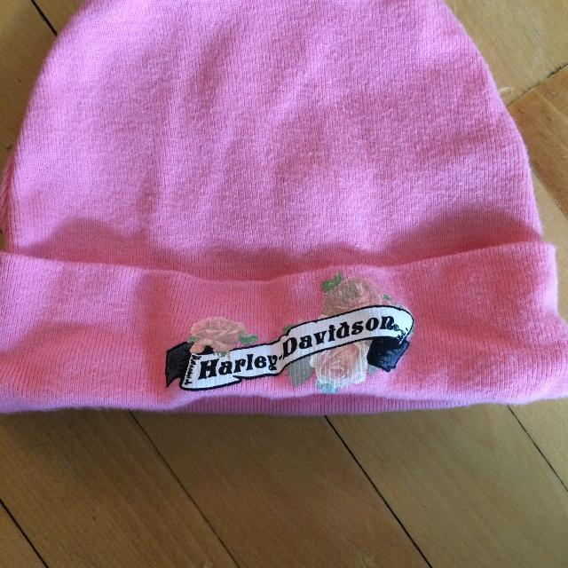 Best Baby Harley Davidson Hat (newborn) for sale in Vaudreuil ... 256be15675b5