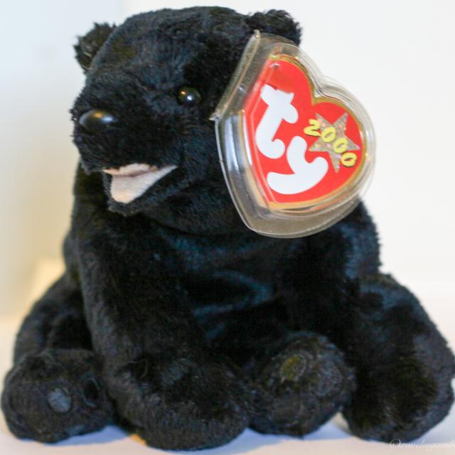 Best Ty 2000 Beanie Baby Cinders for sale in Calgary a8bc0f45b0f