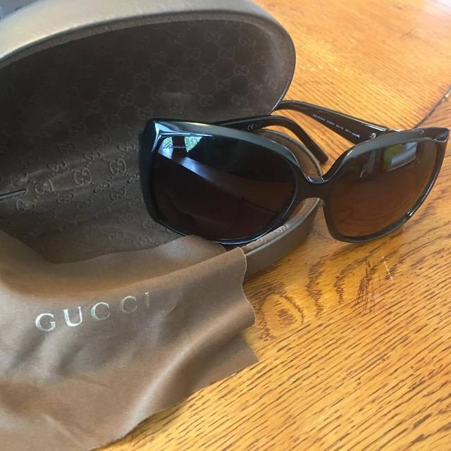 38f1b0f96cf Best Gucci Women s Gucci 3503 s Oversized Square Sunglasses (more Pics In  Comments) for sale in Prosper