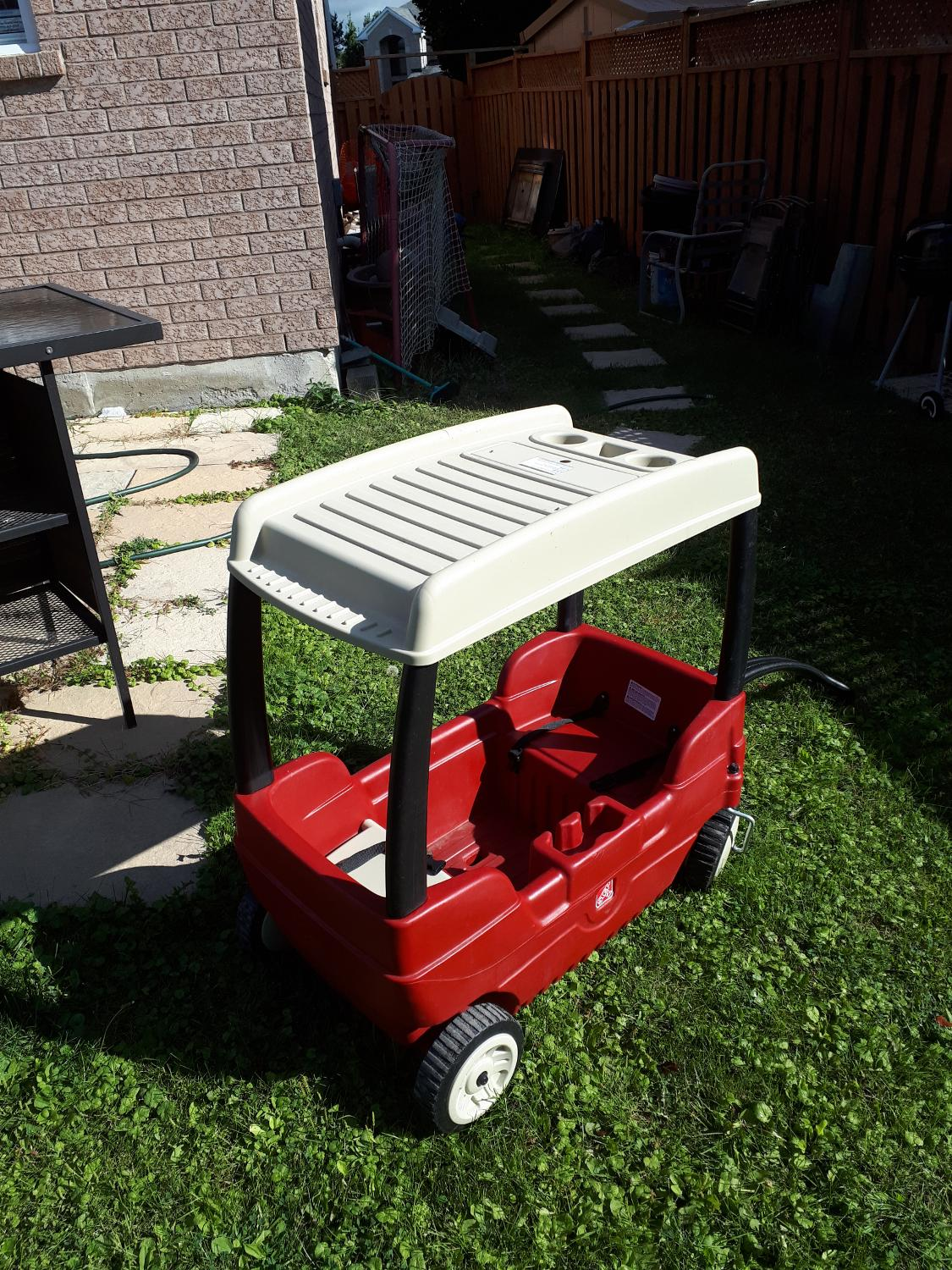 Find More Little Tikes Canopy Wagon For Sale At Up To 90 Off