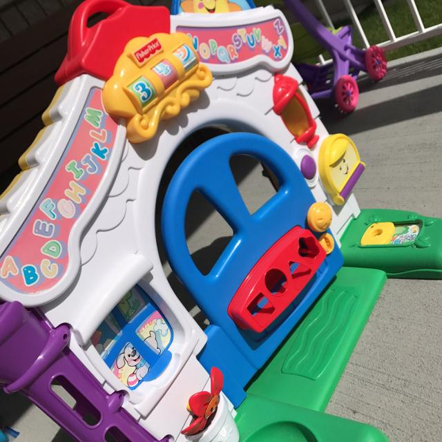 Find More Fisher Price Front Door Play Toy For Sale At Up To 90 Off