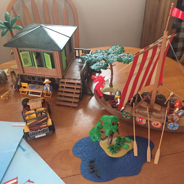 Find More Playmobil Almost All Bought In Germany For Sale At Up To