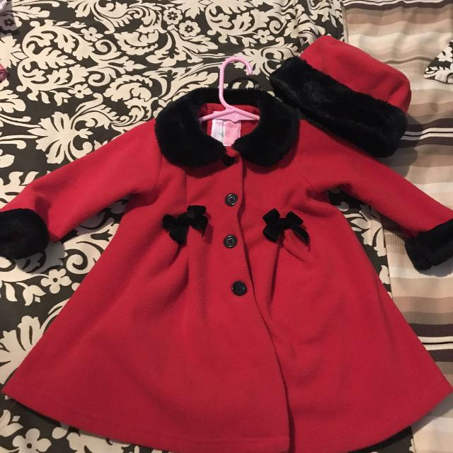 bbae0ad1b Find more Adorable Sofia Rose 18 Month Coat With Matching Hat. for ...
