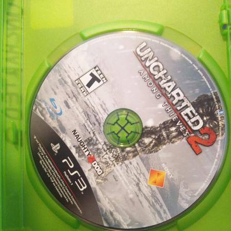 Uncharted 2 among thieves and NHL 2011 for sale  Canada