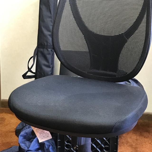 Mesh Back Office Chair No Arms