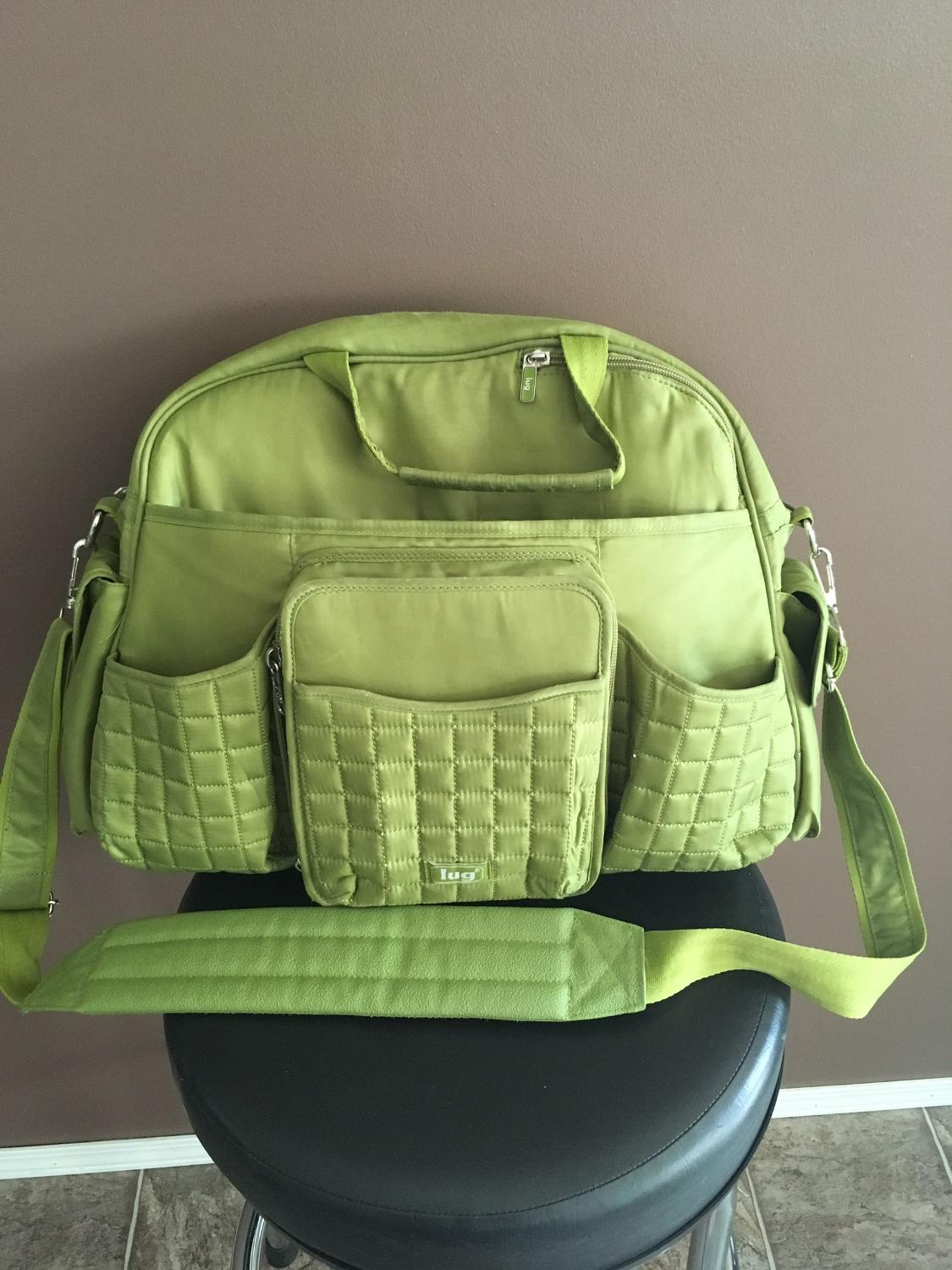 Tuk Lug Diaper Bag