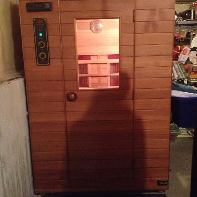 find more healthmate infrared 2 person sauna for sale at up to 90 off