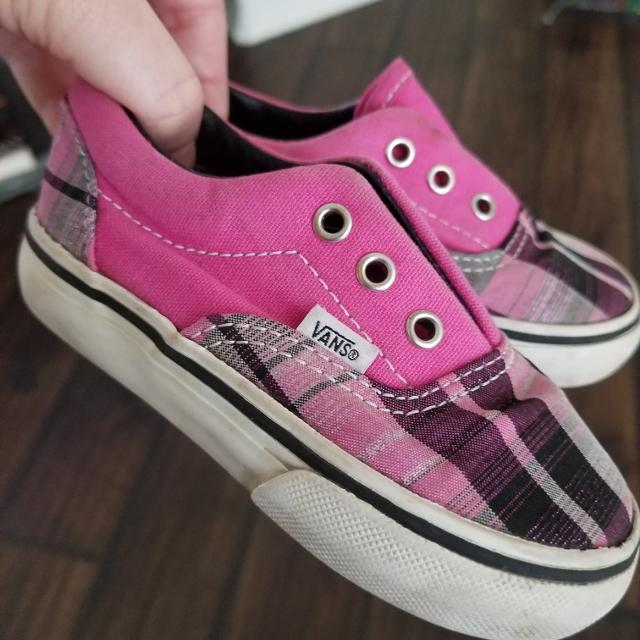 7c02bec50971 Best Toddler Girl Slip On Vans Size 6. for sale in Menifee ...
