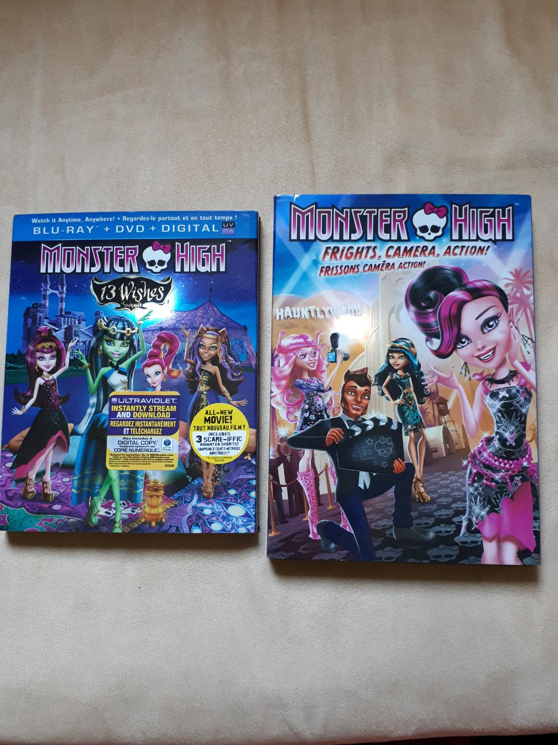 monster high full movies free download