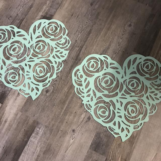 Find more Turquoise Metal Heart Wall Art for sale at up to 90% off
