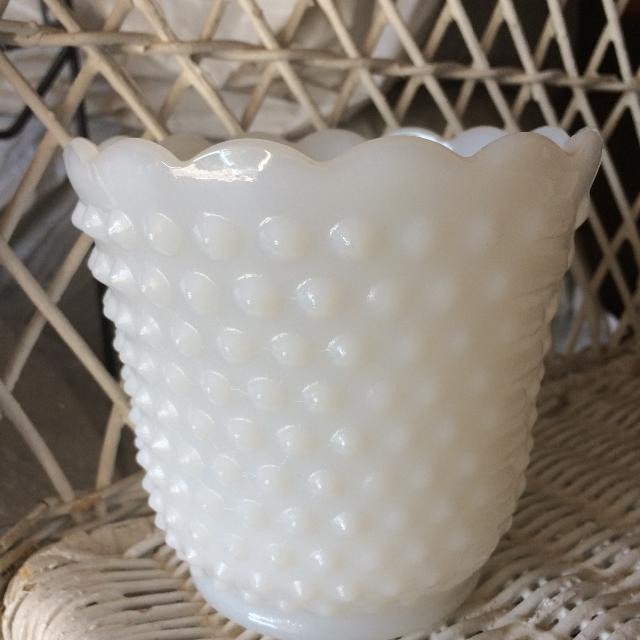 Find More Fire King Ware Usa Vase Flower Pot For Sale At Up To 90 Off