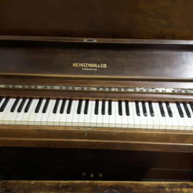 Heintzman and Co  piano - FREE DELIVERY