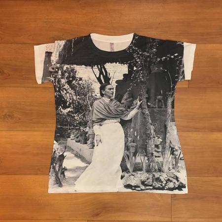 19bb4480261f1 Frida Kahlo T-Shirt