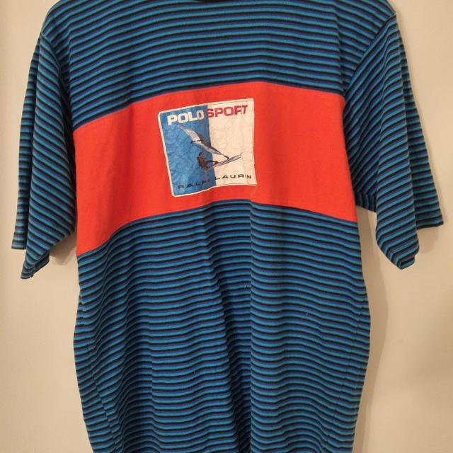 f4f64c30 Best Rare Vintage Ralph Lauren Polo Sport T-shirt Xl for sale in Brockton  Village, Ontario for 2019