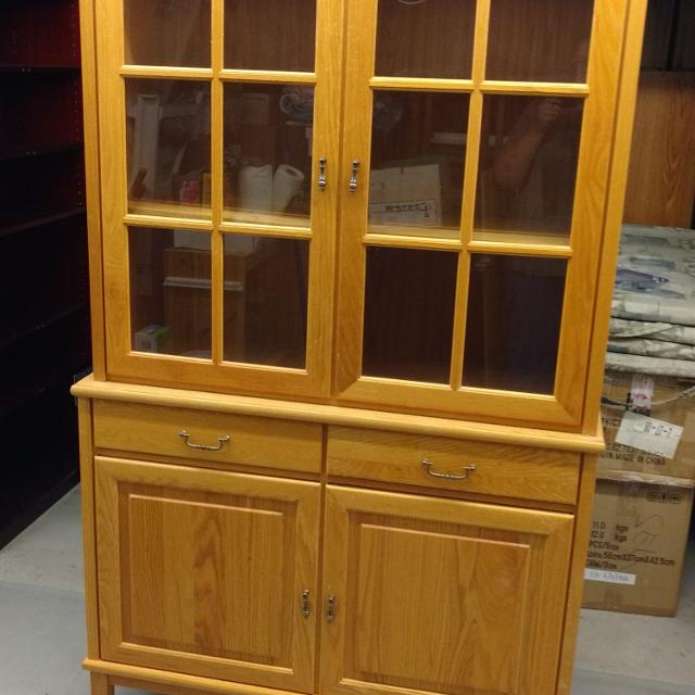 Dining Room Hutch For Sale: Find More Ikea Kitchen/dining Room Hutch For Sale At Up To