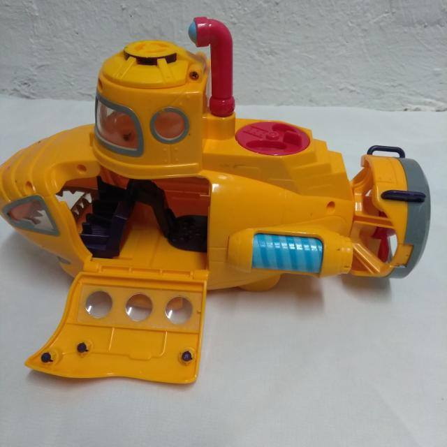 IMAGINEXT Submarine