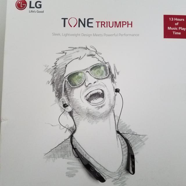 76aaf25b1ba Best Lg Tone Triumph Bluetooth Headset for sale in Carmel, Indiana for 2019