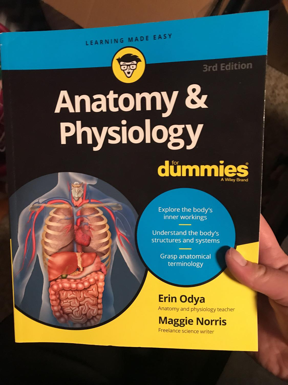 Best Anatomy And Physiology For Dummies For Sale In Airdrie Alberta