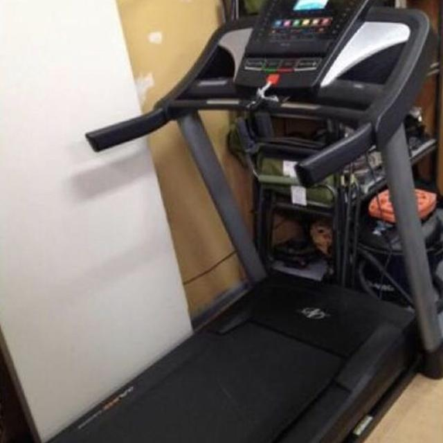 Treadmill Nordictrack T5 7 ifit,iPod Commpatible,Fan,google maps