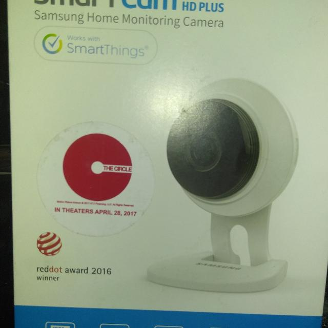 Samsung WiFi security camera