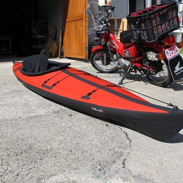 Feathercraft kahuna kayak