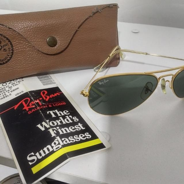 99a80ed416 Best Vintage Ray-ban 59mm Avaitors for sale in Clarington