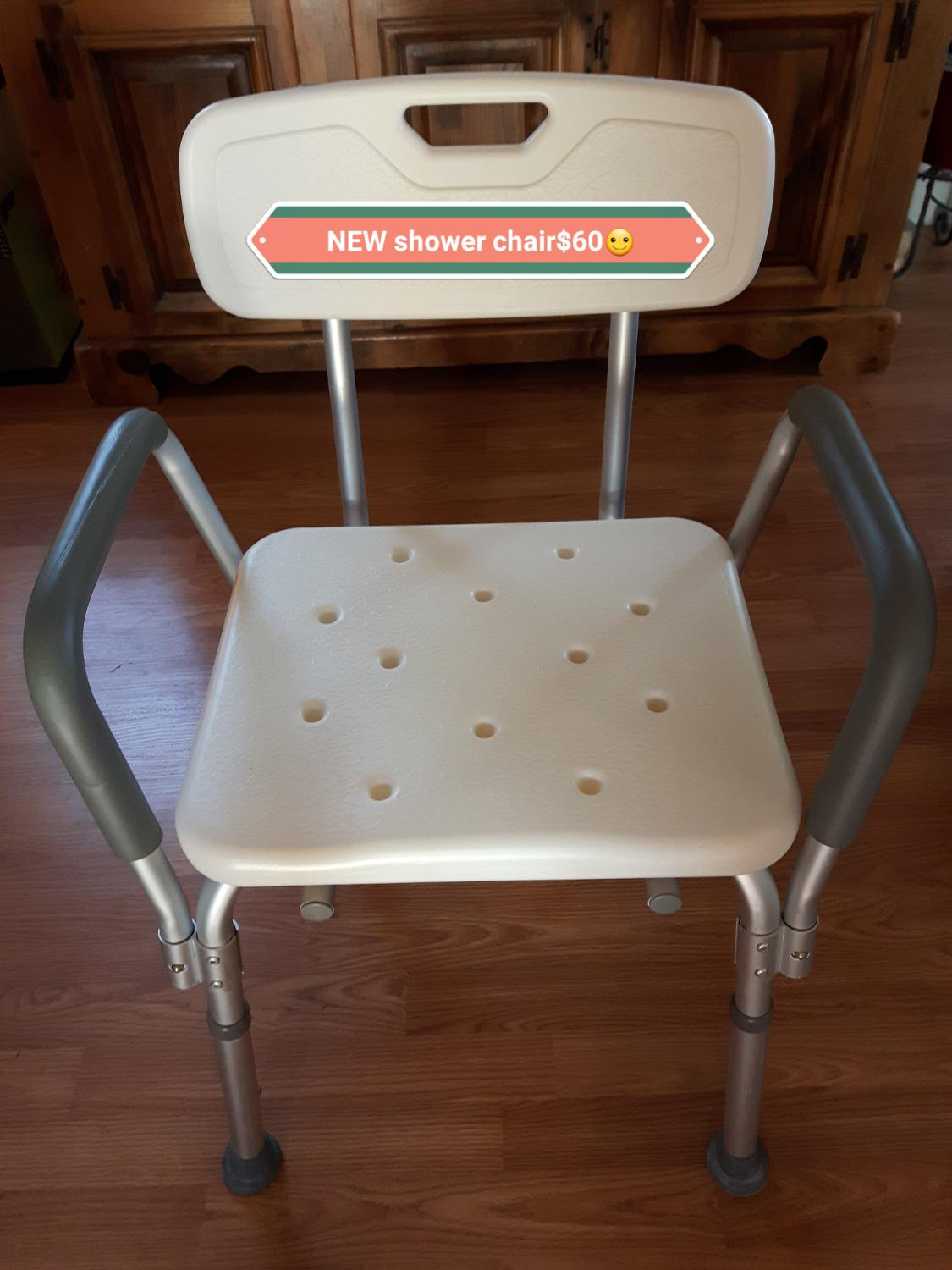 Best New Adjustable Shower Chair for sale in Shawville, Quebec for 2018