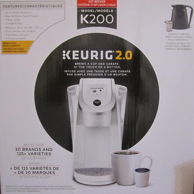 Find More Brand New Keurig Coffee Maker For Sale At Up To 90 Off