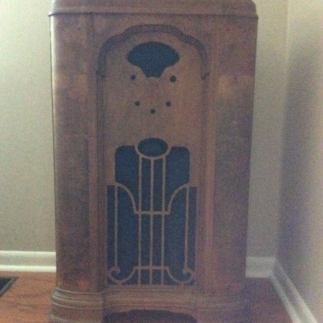 ANTIQUE RADIO CABINET - Find More Antique Radio Cabinet For Sale At Up To 90% Off