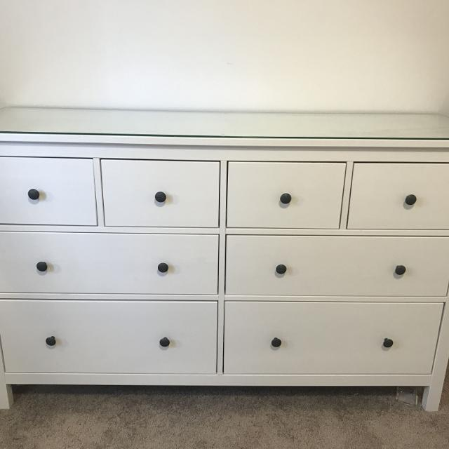 Find More Ikea Hemnes White Stain 8