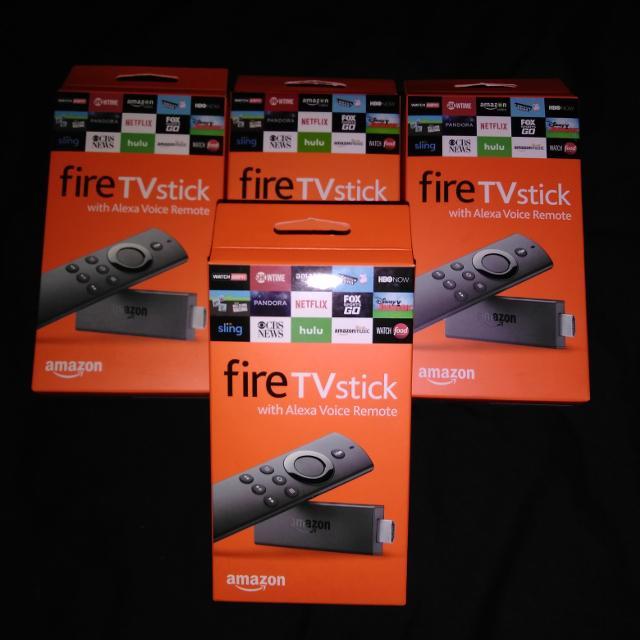 Amazon FireTV Stick Bundle